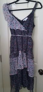 Motherhood maternity medium floral dress